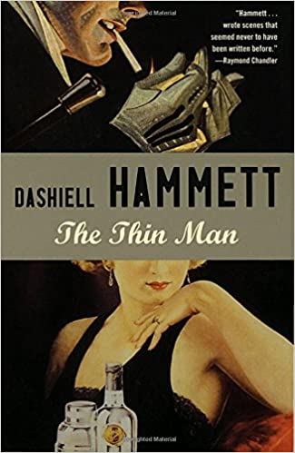 Image result for the thin man book