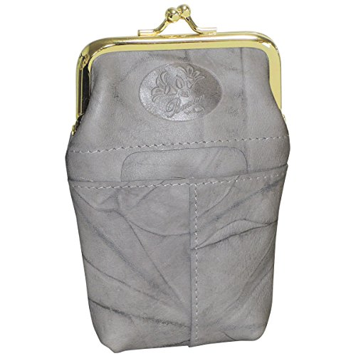 buxton-heiress-collection-leather-cigarette-case-with-lighter-pocket-grey