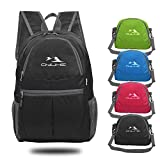 Qyuhe® Ultra Lightweight Packable Backpack Hiking Daypack Travelling Backpack