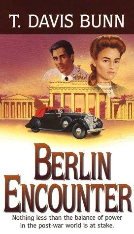 book cover of Berlin Encounter