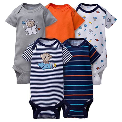 Gerber Clothing Variety Undershirt Bodysuits