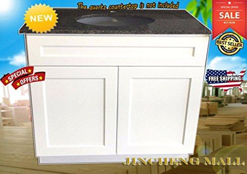 Shaker Cabinets Style Bathroom - 36