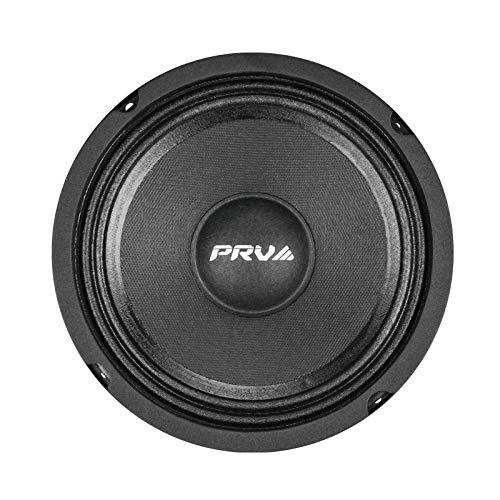 PRV AUDIO 6MB250-NDY Neodymium 6 Inch Midbass Woofer - 250 Watts 8 Ohm Loudspeaker