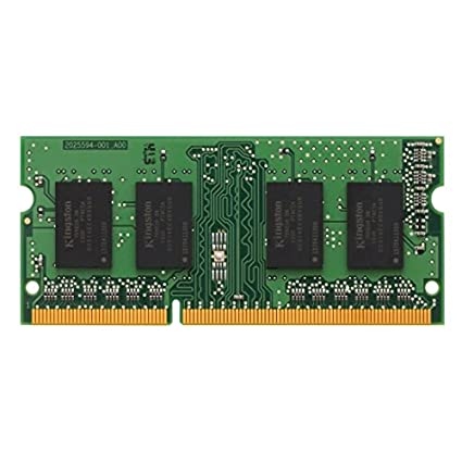 4 GB 1333MHZ SODIMM Single Rank Memory