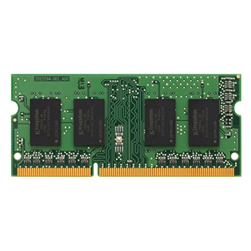 4GB 1333MHZ SODIMM Single Rank by Kingston