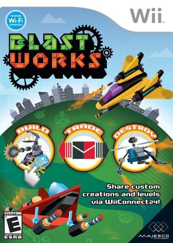 Blast Wii - Blast Works: Build, Trade, Destroy - Nintendo Wii
