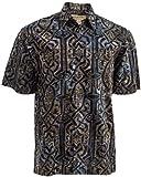 Celtic Thunder Tropical Hawaiian Mens Shirt By Johari West