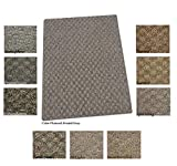 2'x3' - Earth Dance ECONOMICAL Solutions Ambience Natural Earth Collection | 38 Oz. Cut Pile & Loop Pattern, 9 Multi Colors. Custom Area Rugs, Mats, Runners & Stair Treads. Made in U.S.A.