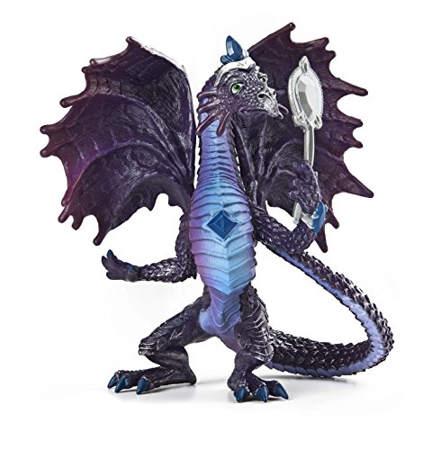 (Safari Ltd. Jewel Dragon XL - Realistic Hand Painted Toy Figurine Model - Quality Construction from Phthalate, Lead and BPA Free Materials - for Ages 3 and)