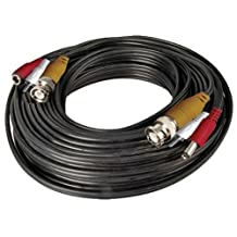 Night Owl Security CAB-100A 100FT BNC Video/Power/Audio Cable with extensions