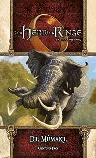 Fantasy Flight Games ffgd2652 el señor de los Anillos: LCG ...