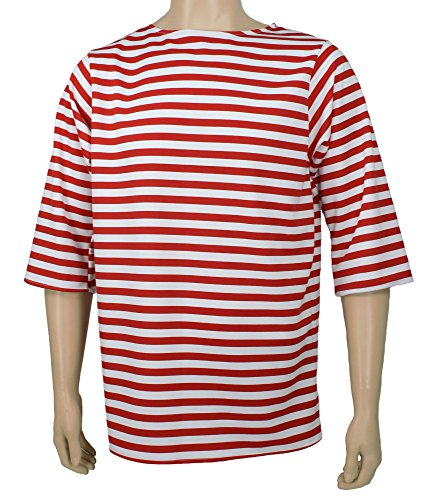 Men's (Red Striped Shirt Costume)