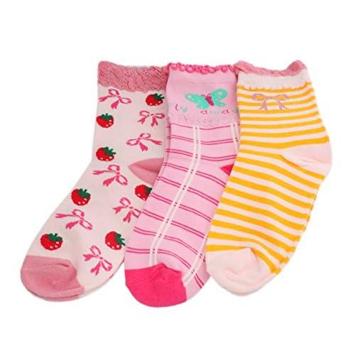 63b0b8cea732 Miboll Calectines cortos - para niña Rosa rosa Talla única 70% OFF ...