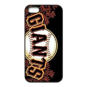Happy Giants Logo Hot Seller Stylish Hard Case For Iphone 5s