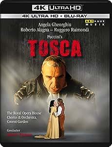 Puccini : Tosca (4k Ultra HD + BluRay) [Blu-ray]