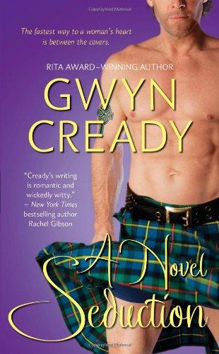 book cover of A Novel Seduction