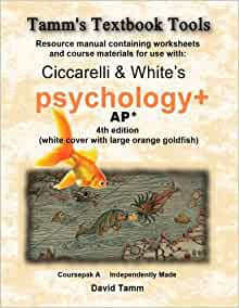 4TH EDITION PSYCHOLOGY