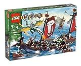 : LEGO Castle Troll Warship