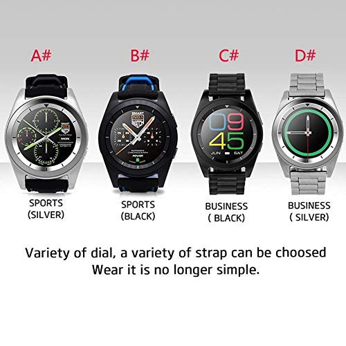 Amazon.com: FAIYIWO G6 Remote Watch Heart Rate Monitor ...