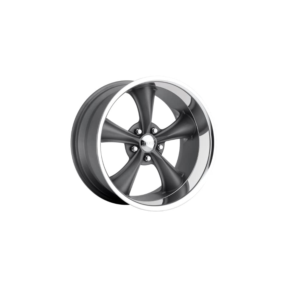 Boss Motorsports Series 338 Gloss Black Wheel with Painted Finish (17x8/5x115mm)