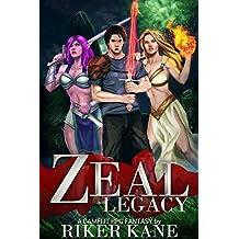 Zeal Legacy: A GameLit RPG Fantasy