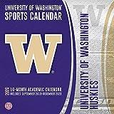 University of Washington Huskies 2020 Calendar