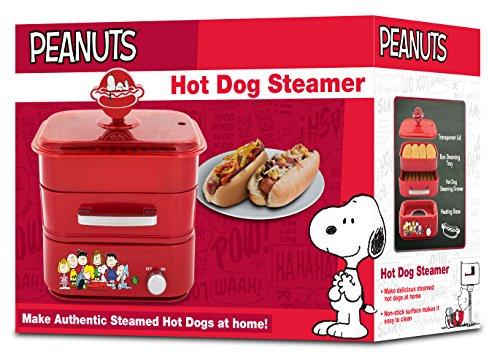 Smart Planet Hot Dog Steamer Instructions