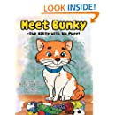 Meet Bunky - the Kitty with No Purr!