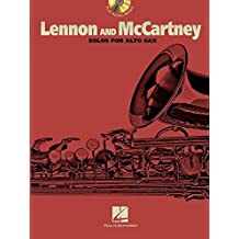 Lennon and McCartney Solos: for Alto Sax