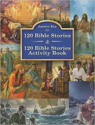 120 Bible Stories: Concordia Publishing House: 9780758641700: Amazon.com:  Books