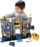 Fisher-Price Imaginext DC Super Friends Batcave(Discontinued by manufacturer)
