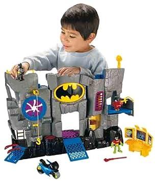 Batcueva Y Mecanismos Imaginext Robin Con Batman 21 Mattel Casa xBrQdWCoe