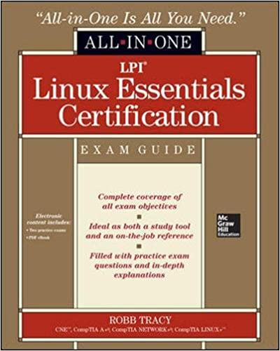 Amazon.com: LPI Linux Essentials Certification All-in-One Exam Guide ...