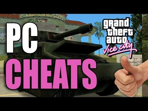 Buy Cheats for GTA Vice City PC windows Online at Low Prices