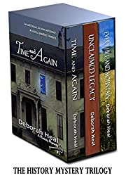 The Time and Again Trilogy Boxed Set (books 1-3)