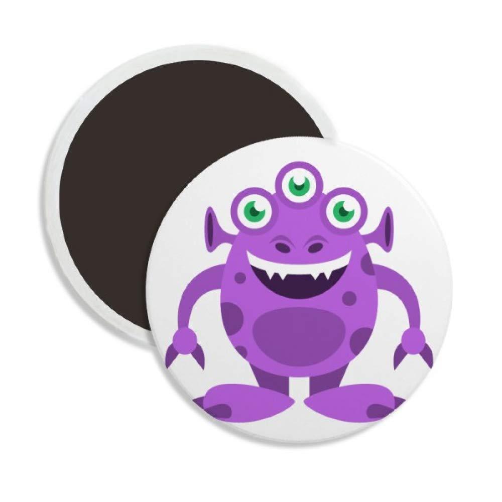 Universe Alien Monster - Imán para nevera (2 unidades), diseño de ...