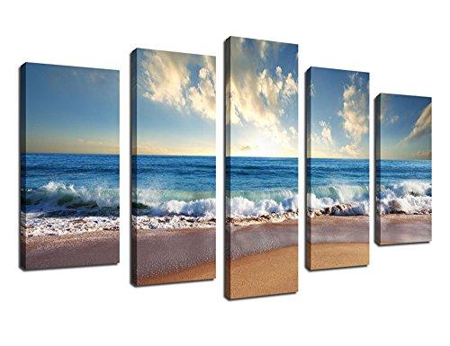 Sand Beach Framed - 2
