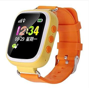 Q20 GPS Child Smart Watch Posición del teléfono Reloj de los ...