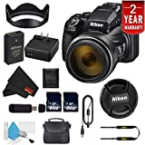 Nikon COOLPIX P1000 16.7 Digital Camera 3.2' LCD (International Model) Starter