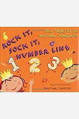 Rock It, Sock It, Number Line Hardcover