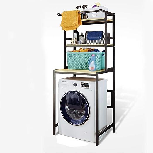 Estante de la lavadora Estante for lavadora vertical, estante for ...