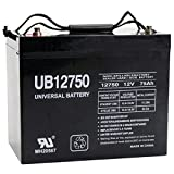The Upgrade Group UB12750 Group 24 - AGM Battery For Scou...