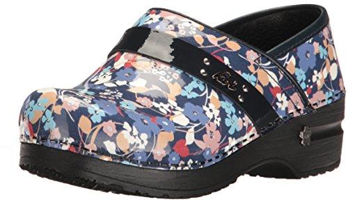Sanita Women's Koi Karina Work Shoe - Blue - 39 M EU / 8-...