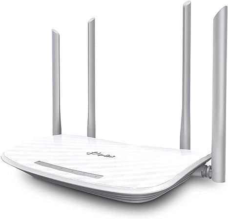 TP-LINK Archer C50 - Router AC1200 Mbps Banda Dual WiFi (WPS ...
