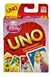 Mattel Games Disney Princess Uno Card Game