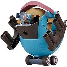 "Bandai Hobby Chopper Robo Super 1 Guard Fortress ""Onepiece"" Building Kit"