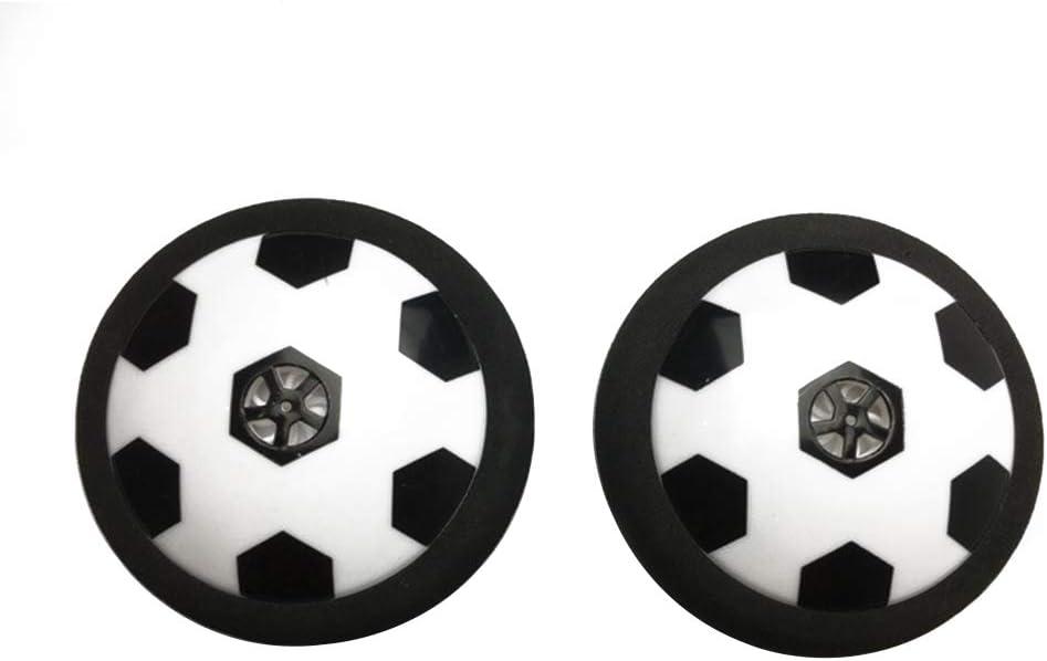 EBILUN Mini Air Power Disco de fútbol, balón Deslizante, balón de ...