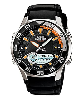 795aec62a18 Amazon.com  Casio General Men s Watches Out Gear AMW-710-1AVDF - WW ...