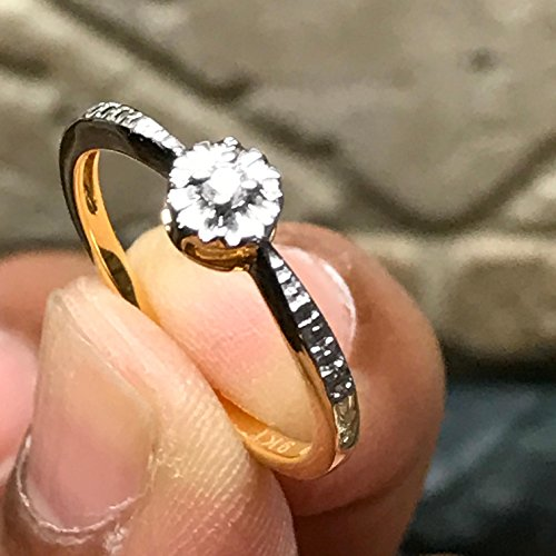 9 Ct Gold Rings - 4