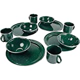 GSI Outdoors 25212 Pioneer 4 Tableset 4, 4 Person, Green